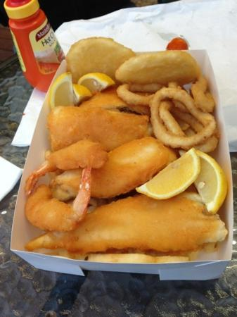 Jindabyne Seafood - Accommodation Broken Hill
