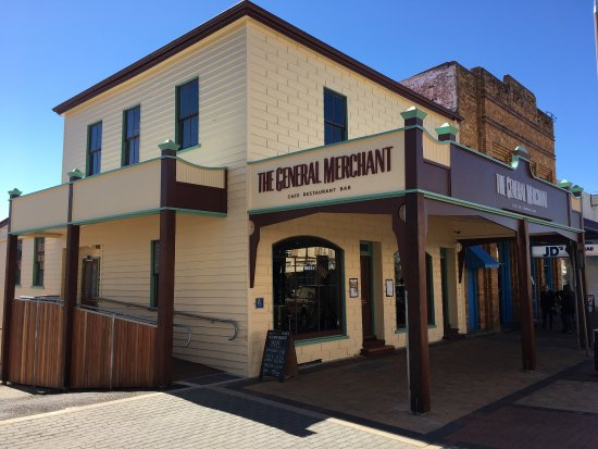 The General Merchant - Accommodation Broken Hill