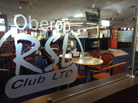 Oberon Rsl Club
