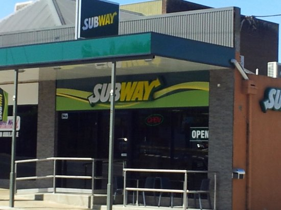 Subway Tumut