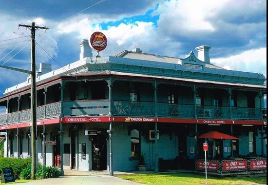 The Oriental Hotel Tumut - Accommodation Broken Hill