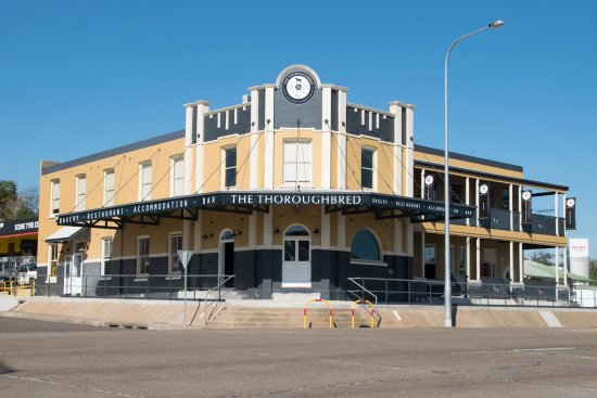 The Thoroughbred - Accommodation Broken Hill