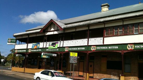 Australian Hotel Restaurant - Accommodation Broken Hill