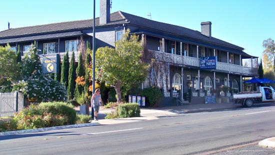 Coachwood  Cedar Motor Hotel Restaurant - Accommodation Broken Hill