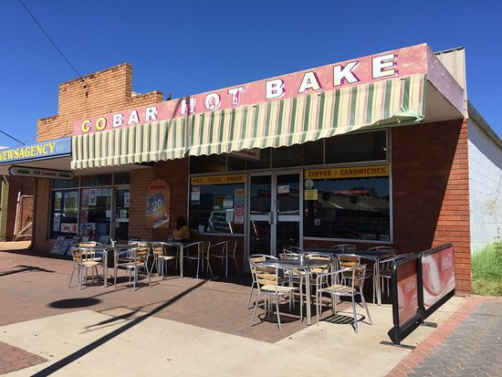 Cobar Hot Bake - Accommodation Broken Hill