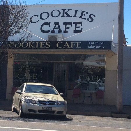 Cookies Cafe - Accommodation Broken Hill