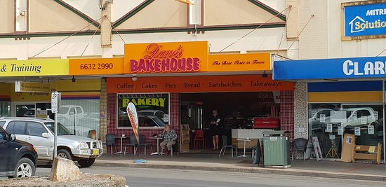 Dave's Bakehouse - Accommodation Broken Hill