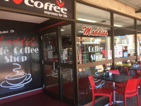 Maddie's Cafe Coffee Shop - Accommodation Broken Hill