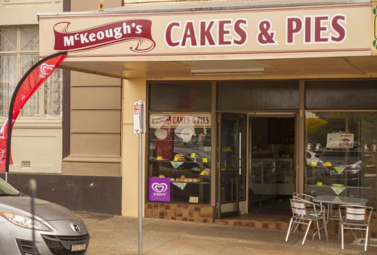 McKeoughs Cake Shop - Accommodation Broken Hill