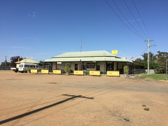 South Hay Hotel - Accommodation Broken Hill