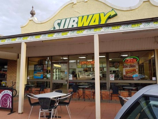 Subway - Accommodation Broken Hill