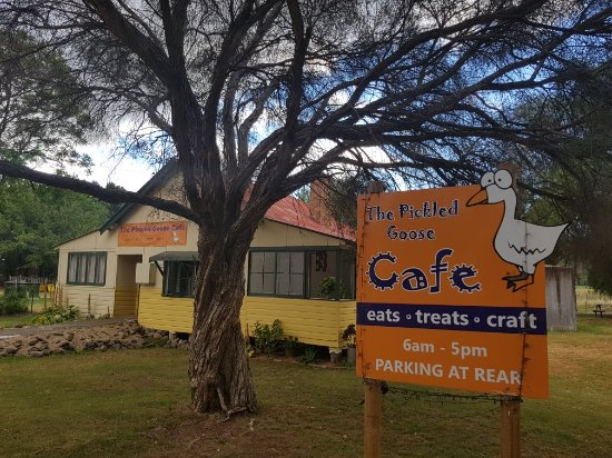 The Pickled Goose Cafe - Accommodation Broken Hill
