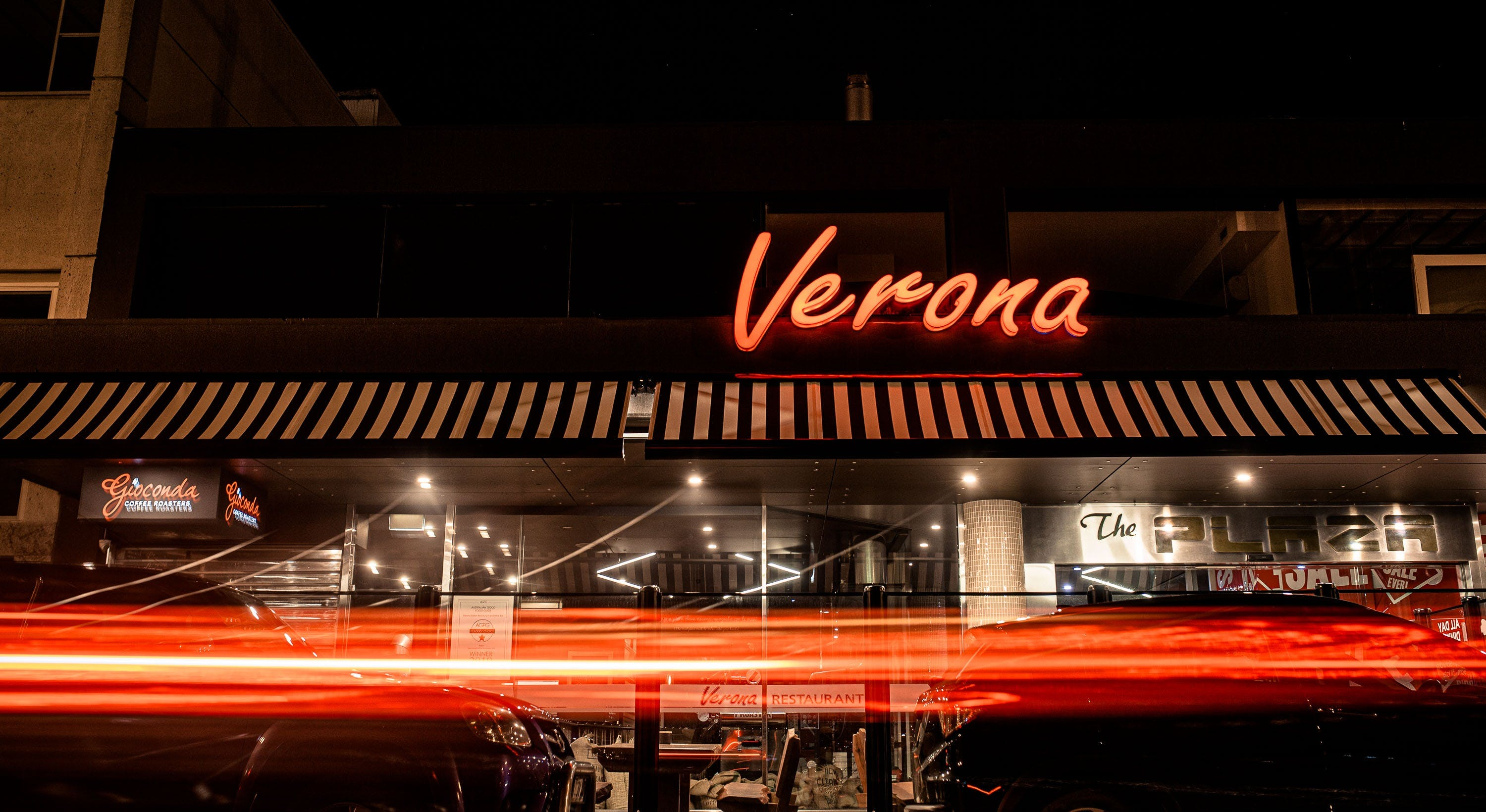 Verona Italian Restaurant  Wine Bar - Accommodation Broken Hill