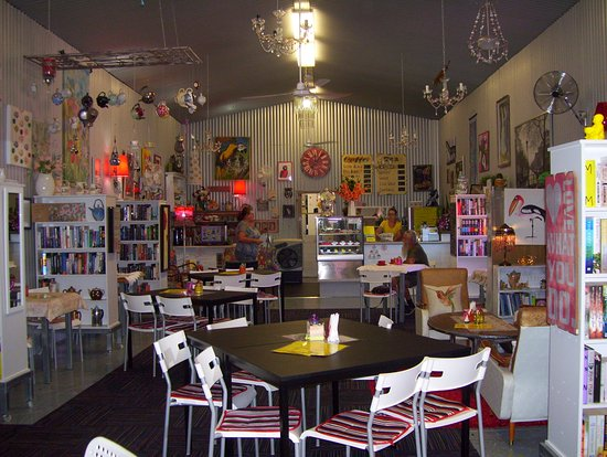 Noelene's Book Cafe