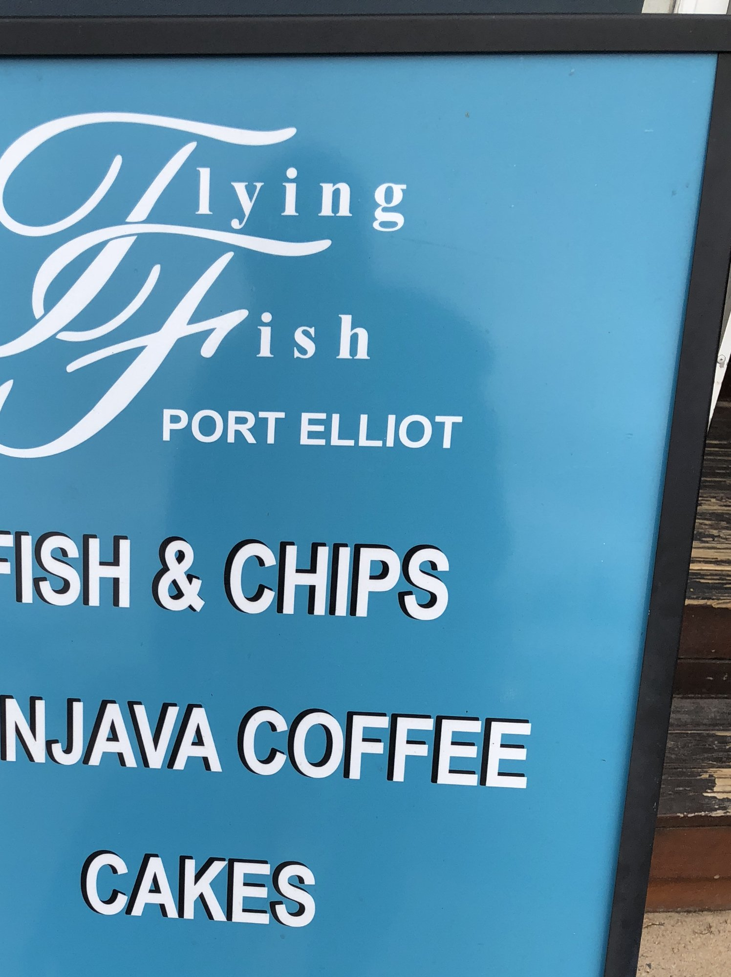 The Flying Fish Cafe