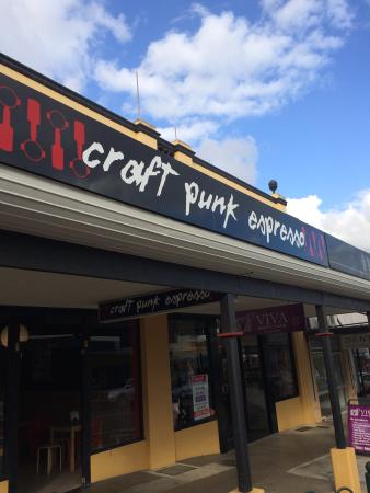 Craft Punk Espresso - Accommodation Broken Hill