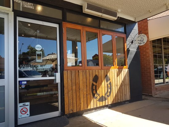 Hardluck Coffee Co - Accommodation Broken Hill