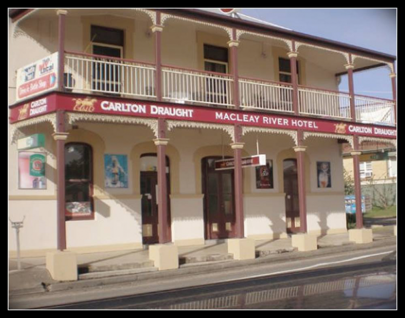 Macleay River Hotel - Accommodation Broken Hill