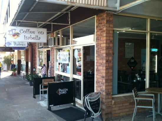 Coffee On Isabella - Accommodation Broken Hill