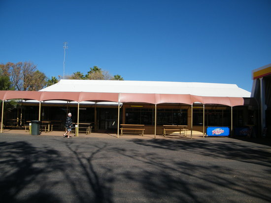Erldunda Roadhouse - Accommodation Broken Hill