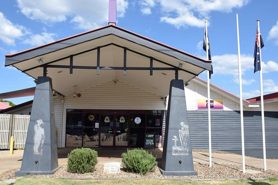 Nanango RSL Memorial Services Club - Accommodation Broken Hill