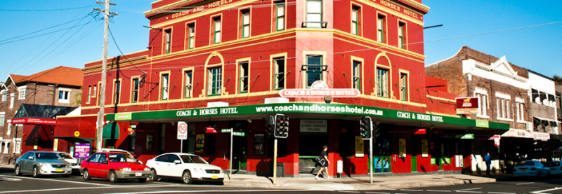 The Coach  Horses Hotel - Accommodation Broken Hill
