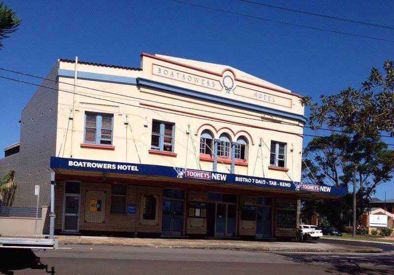 Boatrowers Hotel - Accommodation Broken Hill