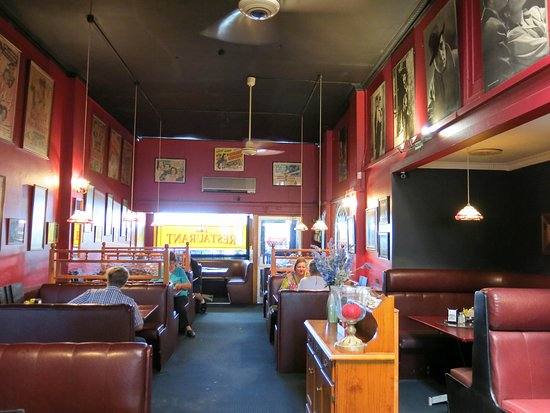 Lous Cafe Restaurant - Accommodation Broken Hill