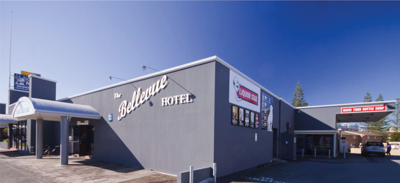 Bellevue Hotel - Accommodation Broken Hill