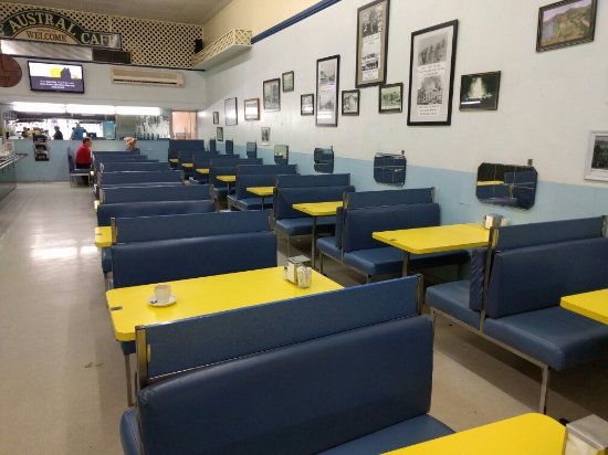 Austral Cafe - Accommodation Broken Hill