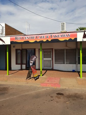 Red Centre Cafe and Takeaway - Accommodation Broken Hill