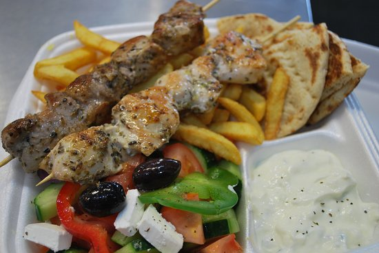 The Souvlaki Grill  Chill - Accommodation Broken Hill