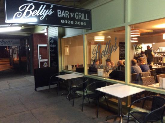 Belly's Bar  Grill - Accommodation Broken Hill
