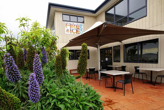 Fire  Ice Cafe - Accommodation Broken Hill