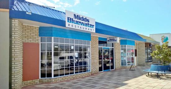 Midds Bluewater Restaurant - Accommodation Broken Hill