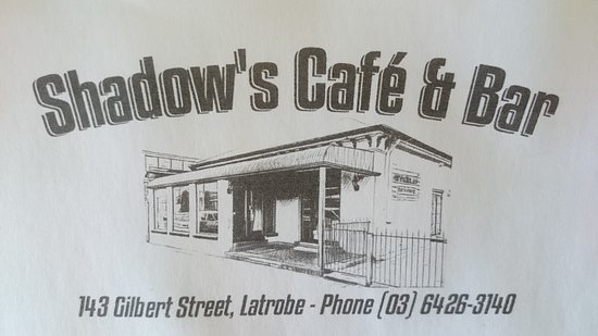 Shadow's Cafe  Bar - Accommodation Broken Hill