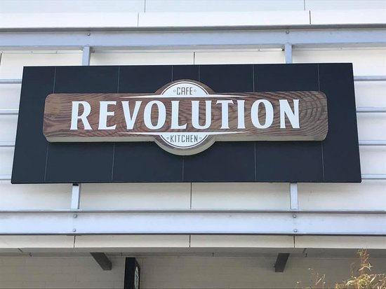 Revolution Cafe  Kitchen