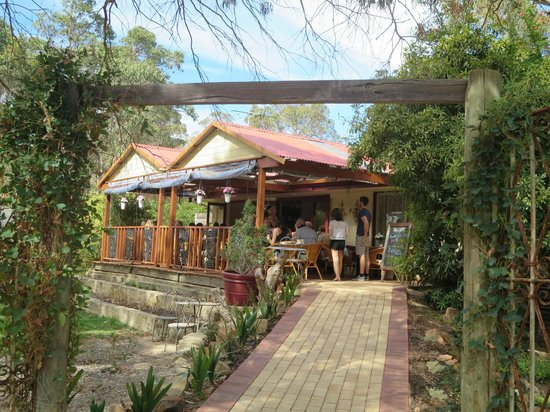 Valenti's on the Brook - Accommodation Broken Hill