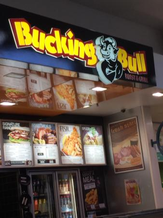 Bucking Bull Garden City Booragoon