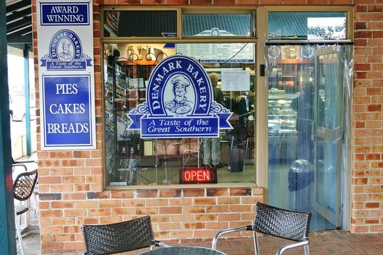 Denmark Bakery - Accommodation Broken Hill