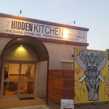 Spice Odysee - The Hidden Kitchen - Accommodation Broken Hill