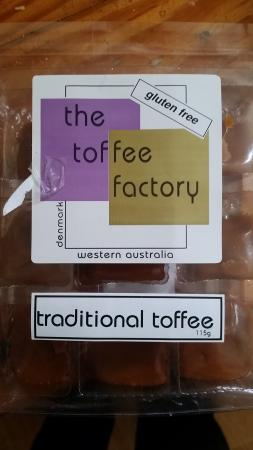The Toffee Factory