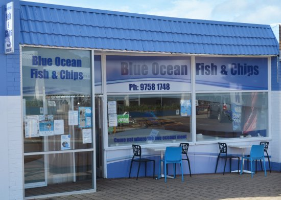 Blue Oceans Fish  Chips Augusta