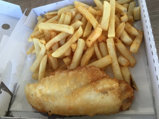 Harvey Fish & Chips