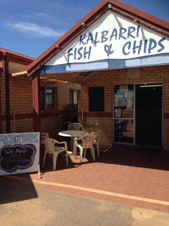 Kalbarri Fish  Chips
