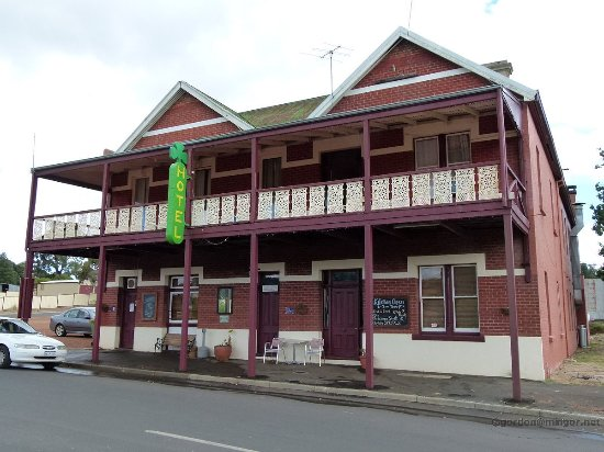 Shamrock Hotel Greenbushes - Accommodation Broken Hill