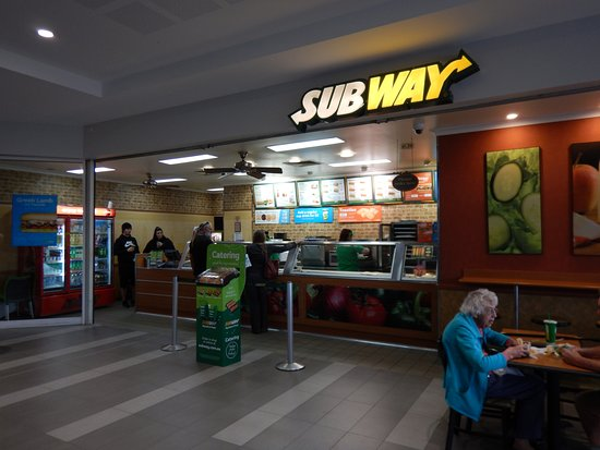 Subway Northam