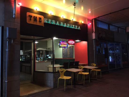 The Kebab  Pizza in Collie