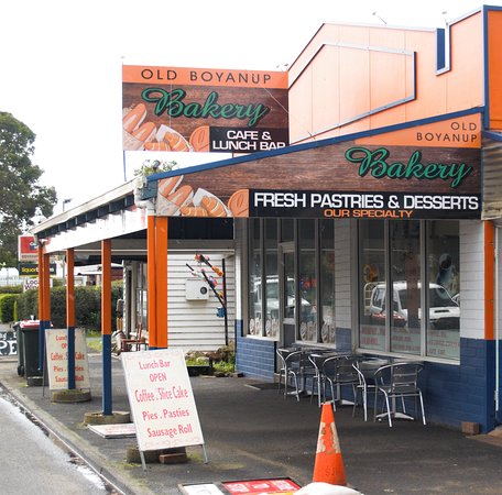 The Old Boyanup Bakery Cafe