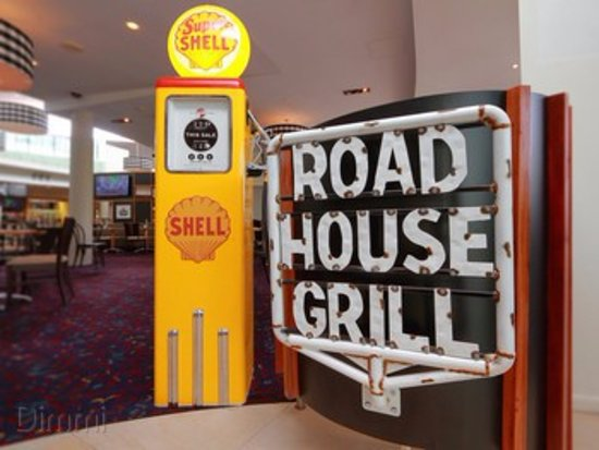 The Roadhouse Grill